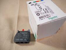 SCHNEIDER ZBE-102 1NC auxiliary contact NIB
