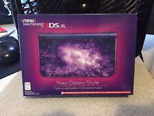 New Nintendo 3DS XL Galaxy Edition (Purple)