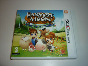 HARVEST MOON THE LOST VALLEY - NINTENDO 3DS/NINTENDO 2DS - UK PAL - FREE UK P&P