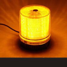 Amber LED Strobe Light 15W Emergency Vehicle Magnetic Mount Strobe Warning Light