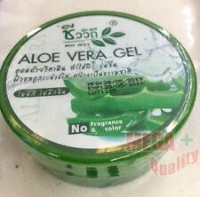 Bio Way Aloe Vera Gel Reduce Dark Circles Moisturize Skin Scorching Sun 100g