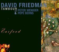 David Friedman-earfood peter moins pepe Berns/skip records 2004