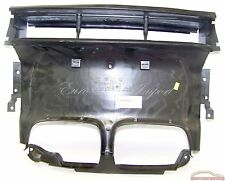 BMW Front Bumper Center Grille Intake Air Duct Panel Germany Genuine OE