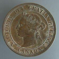 Victoria Large Cent 1900