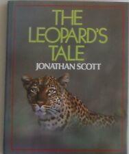 The Leopard's Tale (Elmtree Africana) by Scott, Jonathan Hardback Book The Cheap
