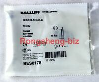 One New Balluff BES 516-131-S4-C Inductive Proximity Switch Sensor DC 3-/4-Wire