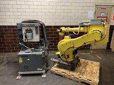 Fanuc M 710i A05b 1124 B201 Robot Fanuc System R J3 A05b 2404 B002 Controller