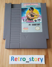 Nintendo NES Jackie Chan's Action Kung Fu NTSC