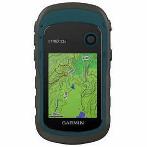 Garmin eTrex 22x: Rugged Handheld GPS