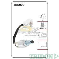 TRIDON STOP LIGHT SWITCH FOR Mitsubishi Nimbus 09/87-01/92 2.0L(4G63) 8V