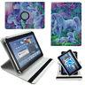 Hülle für Odys NoteTab PRO LTE Schutz Tasche 10 Zoll Tablet Einhorn 2