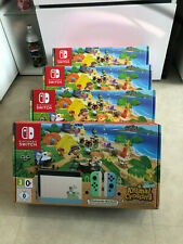 Nintendo Switch Animal Crossing Console Limited Edition
