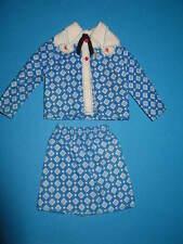 (141) vieja 2-diseñador vintage BARBIE Skipper ropa Best Buy #7750 mattel 1974