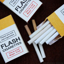 Flash Paper Cigarettes  - fire magic tricks, supply,prop