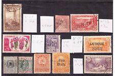 Lot de timbres a découvrir