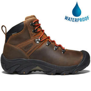 Keen Pyrenees Mens Waterproof Walking Hiking Ankle Boots Size 8-11