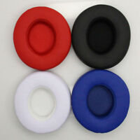 2pcs Replacement Ear Pads Cushion for Monster Beats By Dr Dre Solo 2.0 HD Kit