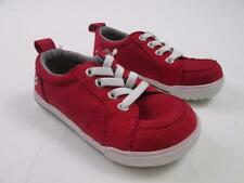 CIRCO TARGET BOYS CASUAL RED HEWITT CANVAS SNEAKERS SHOES SZ:7 NEW