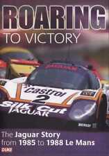 Roaring To Victory - The Jaguar Story From 1985 To 1988 Le Mans DVD