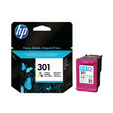 Cartucho Original HP 301 Tricolor CH562EE Impresoras 1510 1512 2050 2540 3050