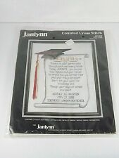 Counted Cross Stitch Janlynn Diploma 00-339 11