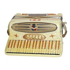 FEDERFISA AMERICAN ACCORDION PIANO ACCORDION FULL SIZE 41 KEYS 120 BASS BUTTONS