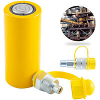 Hydraulic Cylinder Jack Solid Ram Hydraulic Cylinder 5Ton/3Inch Lifting Cylinder