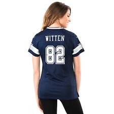 new concept a8539 5b169 Dallas Cowboys NFL Fan Jerseys for Women for sale | eBay