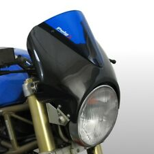 Parabrezza Puig VN per Ducati Monster 600/620/695/750 cupolino carbon/blu