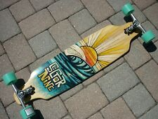 """*NEW* Sector 9 Sentinel 37.5"""" Complete Bamboo Longboard Sidewinder /Mini Lookout"""