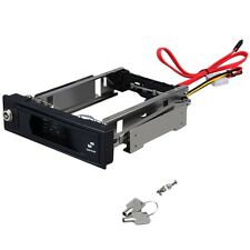 SATA HDD-Rom Internal Enclosure Mobile Rack For 3.5-Inch HDD with Key Lock L1