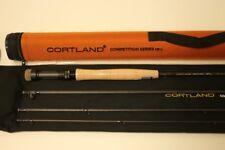 Cortland 10'  2 WT MKII Competition Nymph Fly Rod Free Fast Shipping 664913