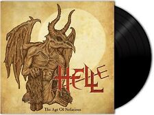 "HELL - The age of nefarious [Ltd.10"" - BLACK] (MLP)"