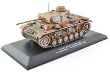 EAGLEMOSS 1/43 WWII GERMAN SdKfz141 PANZER III Ausf.L TANK RUSSIA 1942