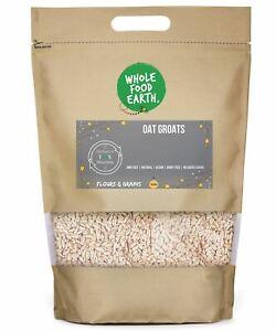 Oat Groats   GMO Free   Natural   Vegan   Dairy Free   No Added Sugar