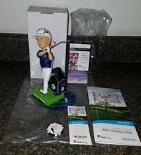 Jordan Spieth SIGNED AUTO Bobblehead Byron Nelson JSA COA AUTHENTIC 2018 Masters