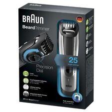 Braun Bartschneider - BT5090 Barttrimmer Silber