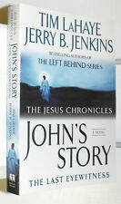 NEW - John's Story (Jesus Chronicles) by Tim LaHaye (Trade) (Paperback)-ShipDeal