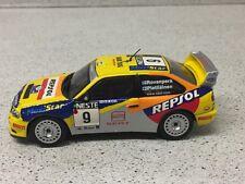 VOITURE MINIATURE 1/43  SEAT CORDOBA WRC.