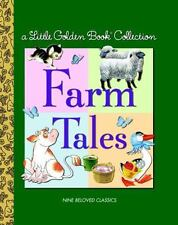 Farm Tales by Golden Books Staff (2007, Picture Book)