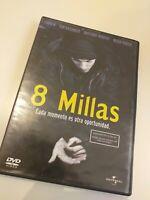 Dvd 8 MILLAS (CON EMINEM Y KIN BASINGER )el principio de un artista