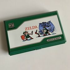 Vintage Nintendo Zelda Game & Watch - Retro LCD Handheld