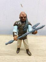 "Star Wars Vintage Weequay Jabba's Guard w/ Rifle LFL 1983 3.75"" Figure"