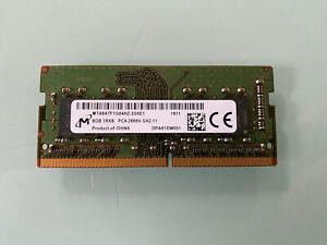 Micron 8GB PC4-2666V 1Rx8 MTA8ATF1G64HZ-2G6E1 DDR4 SODIMM RAM Riegel