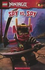 SPY VS. SPY - SCHOLASTIC INC. - NEW BOOK