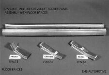 Chevrolet Chevy Car Rocker / Brace Kit Left 1941-1948 #66LKit EMS