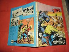 TEX GIGANTE da lire 250 in copertina N°137 a-ORIGINALE 1 edizione AUDACE BONELLI