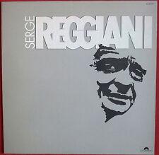 """SERGE REGGIANI - LP """"ELLE VEUT + 8"""""""