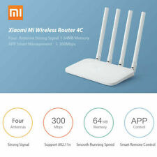 Xiaomi Mi WIFI Router 4C 64RAM 2.4GHz 300Mbps 4 Antennas Wireless Wifi Routers