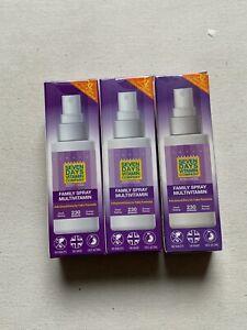 Seven Days Vitamin Company Multivitamin Spray Orange Flavour 3X 30ML New